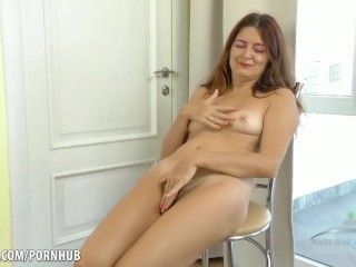 Hot girl with glasses anal