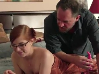 Sexynude teacher blowing students