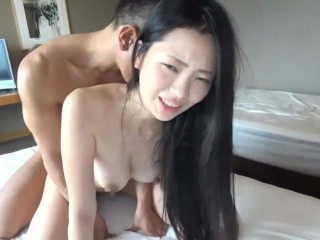 Big titted slut plays with new toys